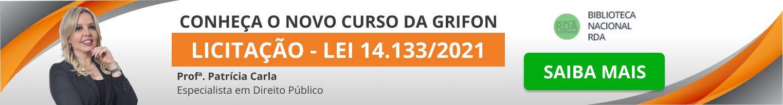 EAD Grifon -  LICITAÇÃO - LEI 14.133/2021